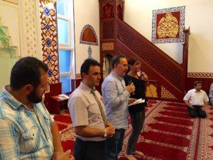 Cafe Asyl Moschee 1