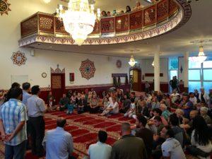 Cafe Asyl Moschee 2